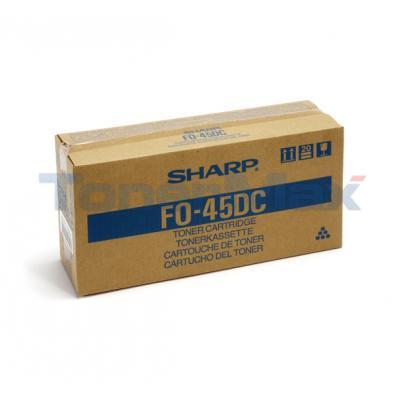 SHARP FO-4500 TONER BLACK